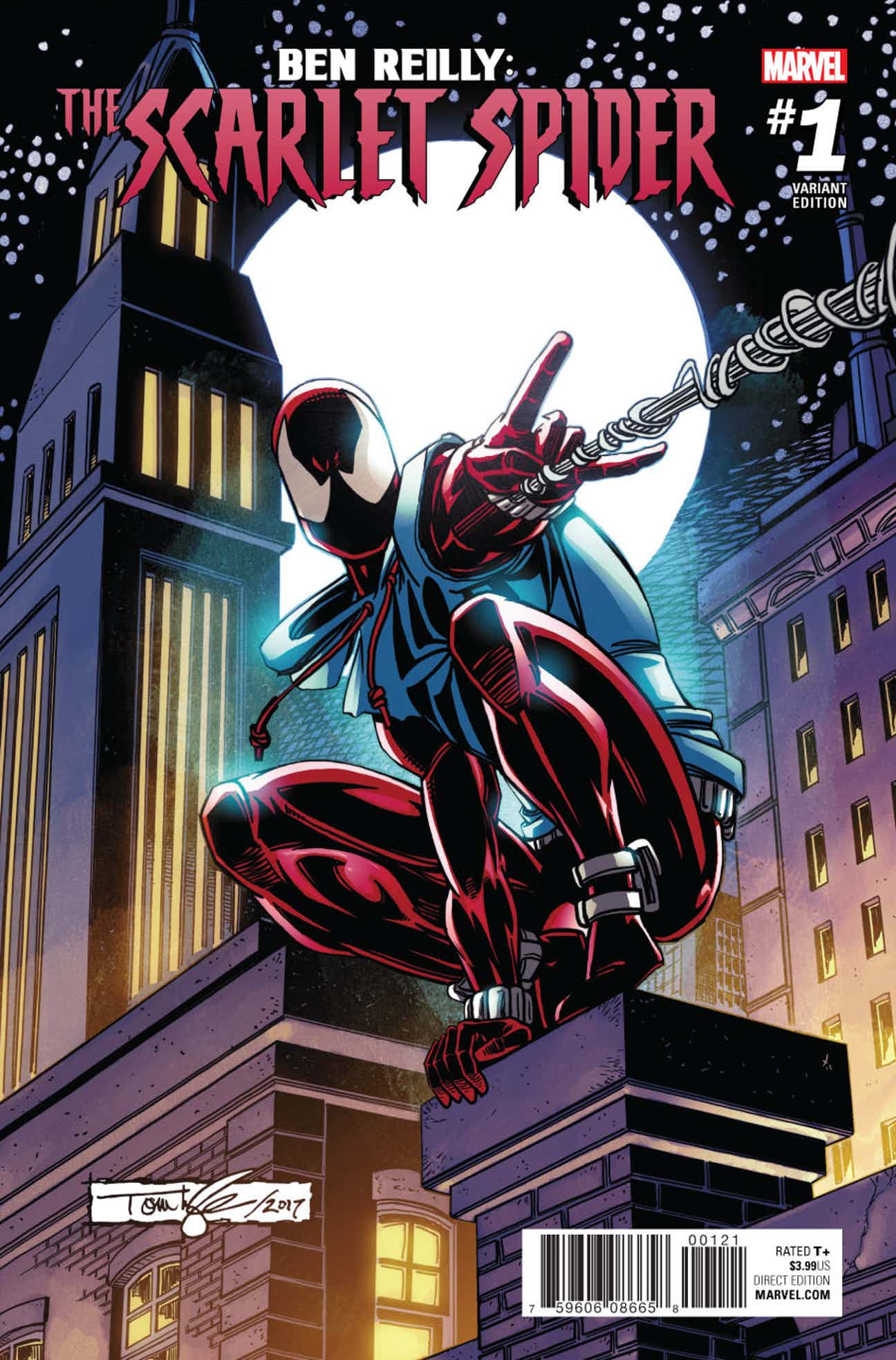 the ben reilly tribute news
